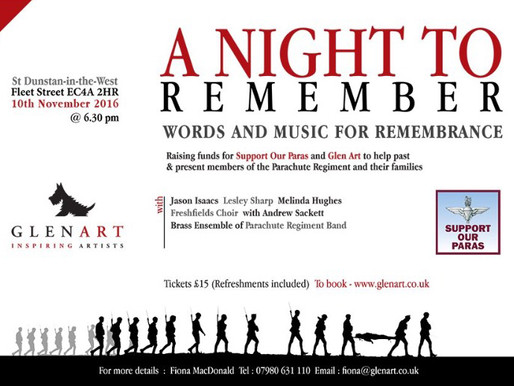Taxi Charity to attend 'A Night To Remember' on 10 November
