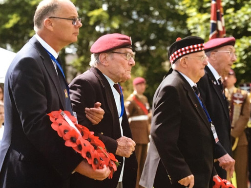 Chairman's Blog: Veterans' Trip to Normandy for D-Day 75
