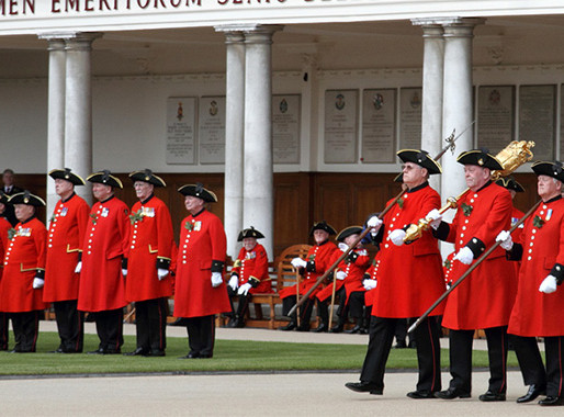 Taxi Charity to attend Founder's Day at Royal Hospital Chelsea