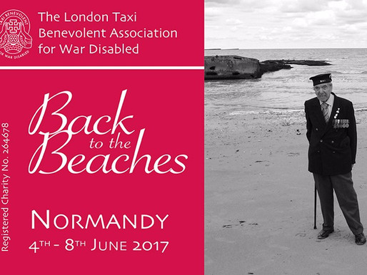 Press Release: WWII veterans make a final D-Day trip back to the beaches