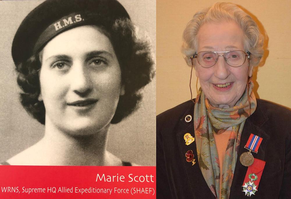 Marie Scott