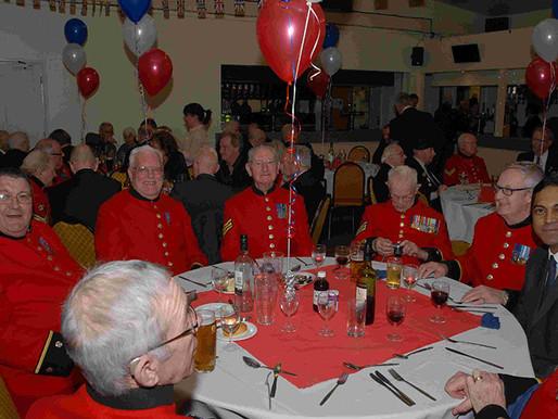 Fast Eddie's Blog: Veterans' lunch at NCSSC