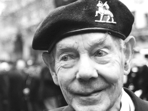 In Memoriam: Bert Smith (8 June 1920 - 21 November 2016)