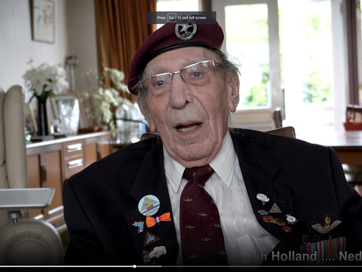 Video: The heroes of Operation Market Garden - A message to the Netherlands