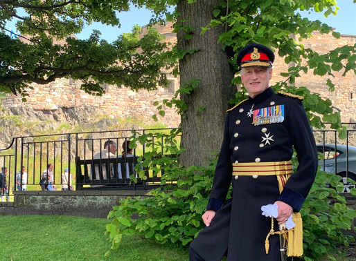 """""""Asked to be an ambassador for this charity, I could not refuse"""" - Major General Alastair Bruce"""