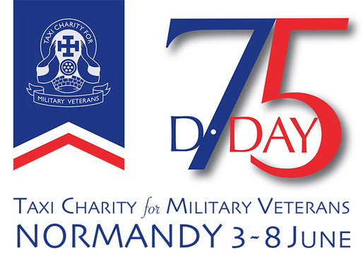 Taxi Charity's D-Day 75 Normandy Itinerary