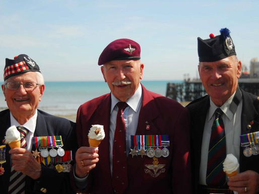 Press Release: Seventieth annual day trip to Worthing for WWII veterans