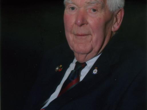 In Memoriam: Roland John Dane