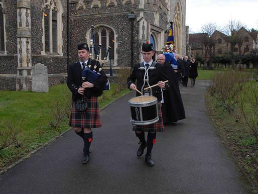 In Memoriam: Farewell Davie Mowatt, 4th Battalion Seaforth Highlanders