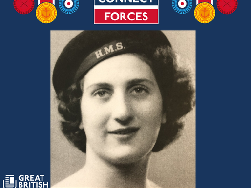 WWII veteran Marie Scott on Connect Forces with Andy Reid, Linda Lusardi and Mike Osman