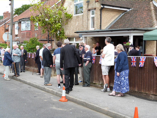 Derek's Blog: The Taxi Charity's 67th veterans' outing to Worthing