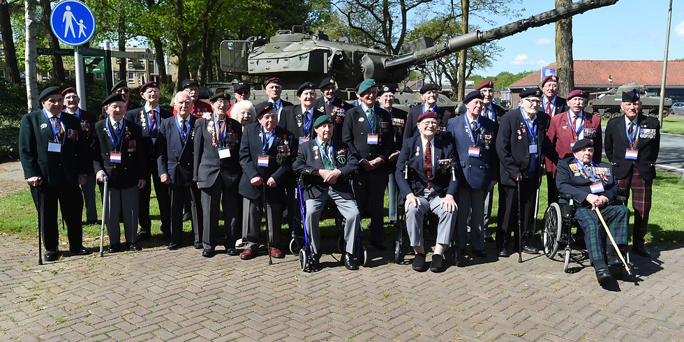 Veterans Trip to The Netherlands