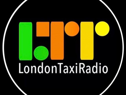 Taxi Charity features in London Taxi Radio podcasts