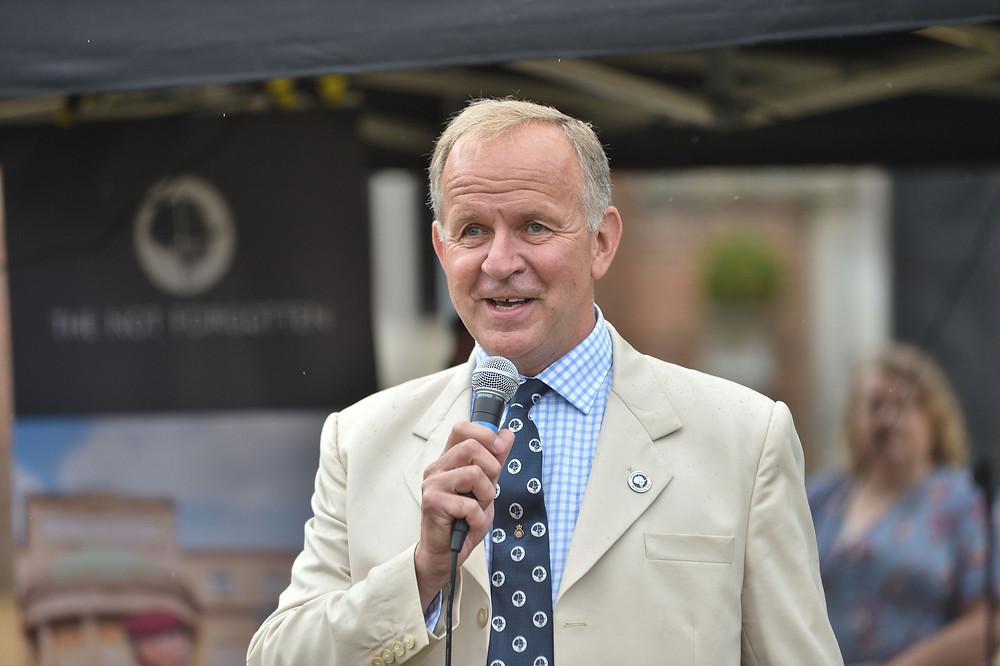 Brigadier James Stopford CBE