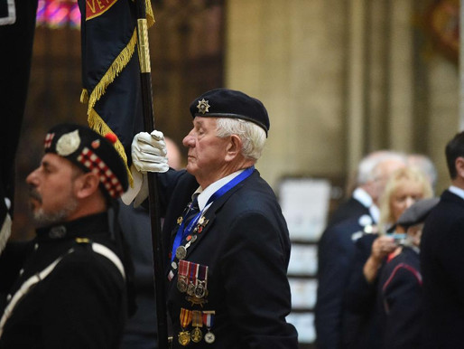 A message of thanks from veteran collector, Tom Weatherall
