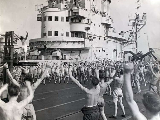 The veterans who dodged kamikaze and sniper attacks to reach first VJ Day, Kent Online