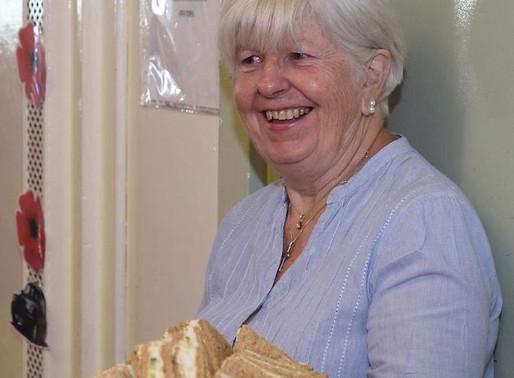 In memory of Christine Wren who passed away on 29 September 2020