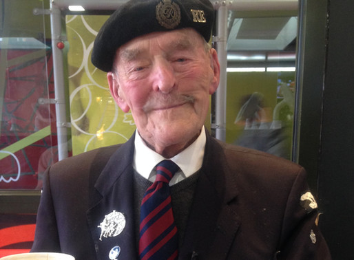 100 year old WWII veteran to mark D-Day in Worthing instead of Normandy