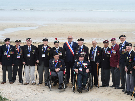 Press Release: Veterans to visit Normandy to remember the most memorable wartime operation ever plan