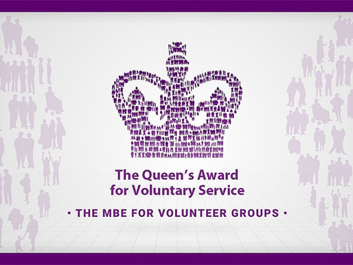 Taxi Charity receives Queen's Award for Voluntary Service