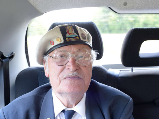 Photos from the Taxi Charity's 68th Worthing outing for war veterans