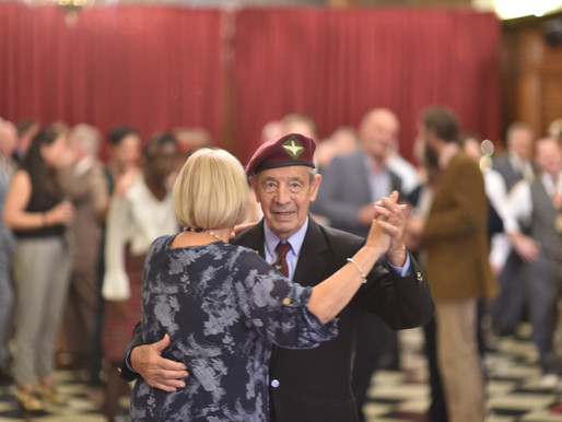 Taxi Charity celebrates 70th anniversary with a Thank You party