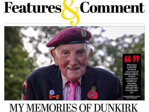 My memories of Dunkirk, Yorkshire Post