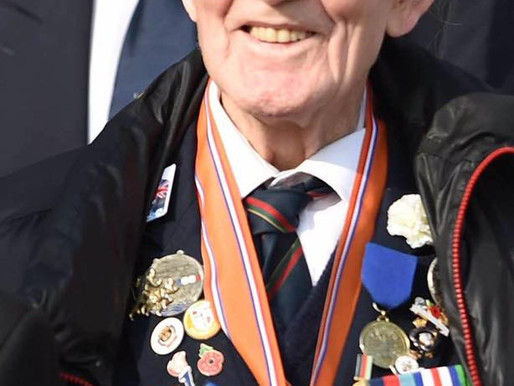 Please help find Harry Bailey's WWII medals