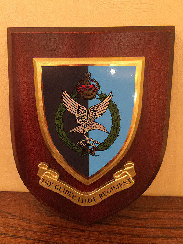 The Glider Pilot Regiment Shield