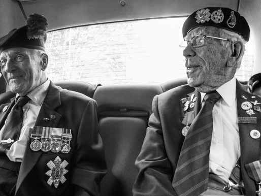 Taxi Charity veterans to appear in 2016 charity calendar for The Soldiers' Charity