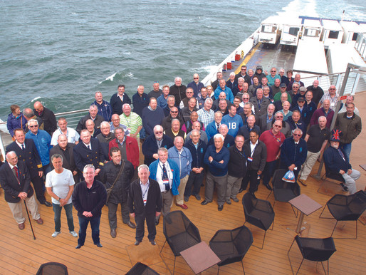 Drivers from our Dutch trip in May