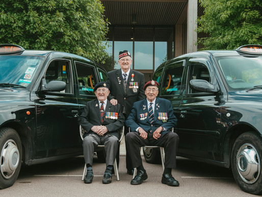 Dunstable D-Day hero receives Légion d'Honneur on anniversary of Normandy invasion, Luton Today