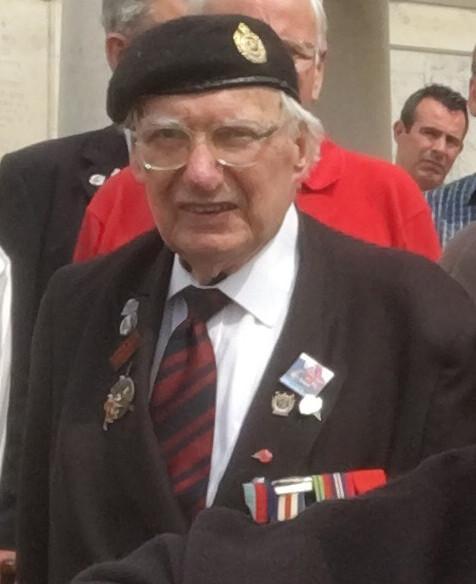 Fred Harris, Royal Engineers
