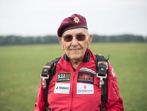 RIP Ted Pieri RASC (Airborne)