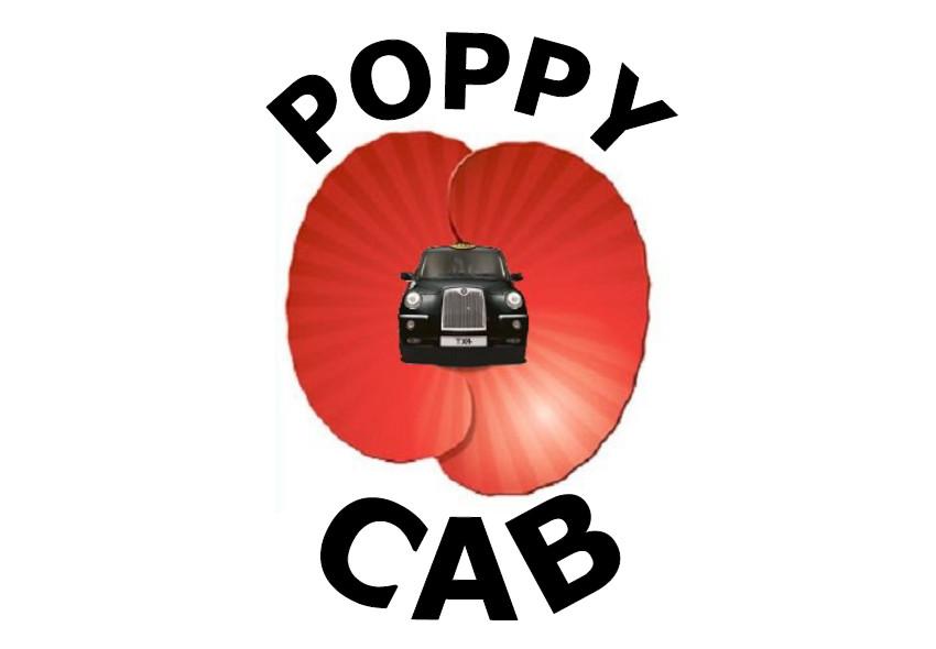 Poppy Cab logo
