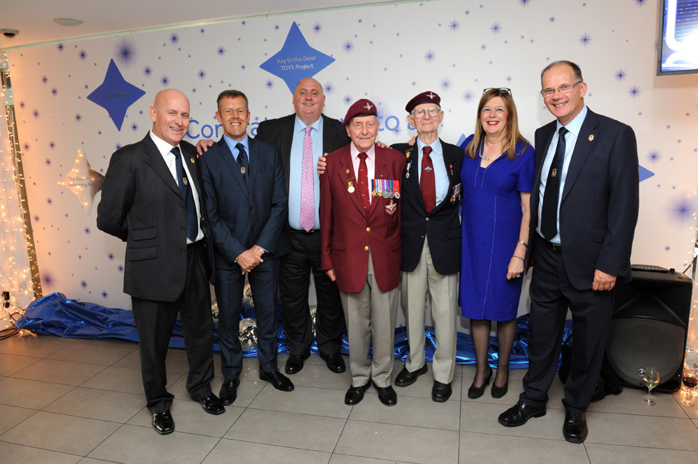 Taxi Charity wins a National Lottery Award