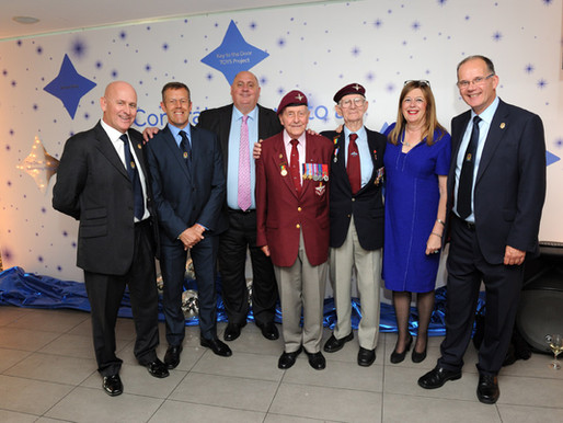 Press Release: Taxi Charity stars on BBC One at National Lottery Award ceremony