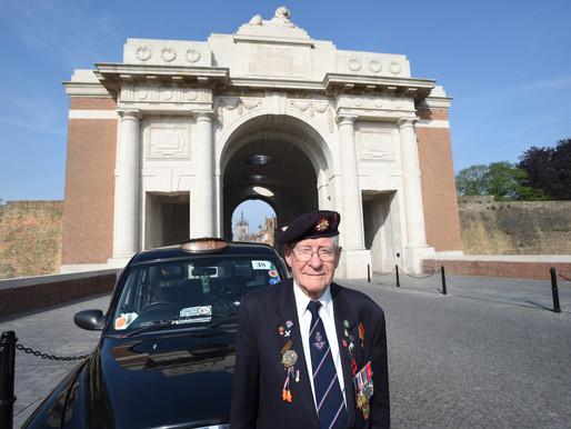 D-Day veteran from Islington dies, aged 96