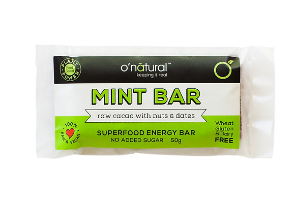 Mint Superfood Energy Bar