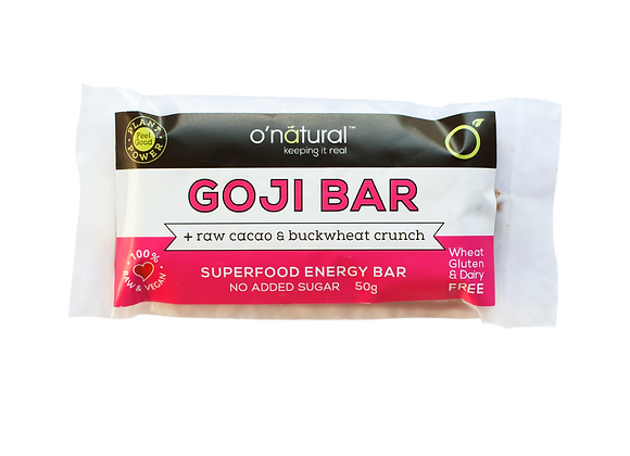 Goji Superfood Energy Bar
