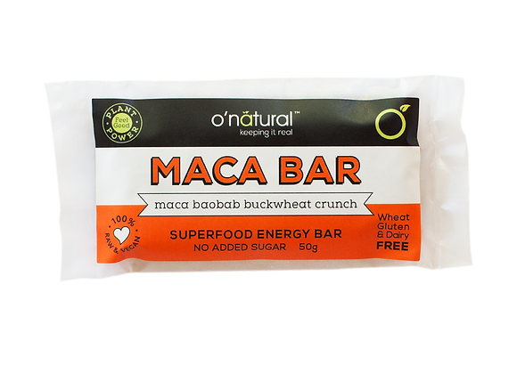 Maca Superfood Energy Bar