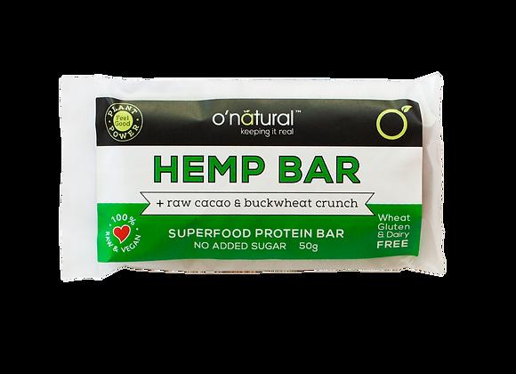 Hemp Superfood Protein Bar