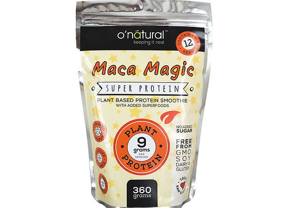 Maca Magic Vegan Protein Super Smoothie