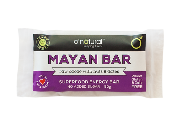 Mayan Superfood Energy Bar