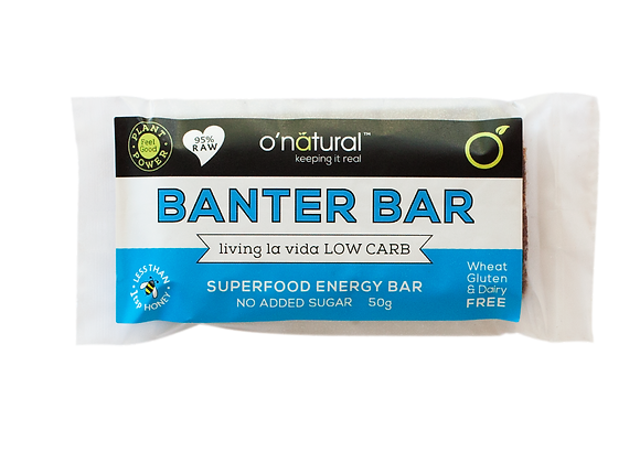 Banter Superfood Energy Bar