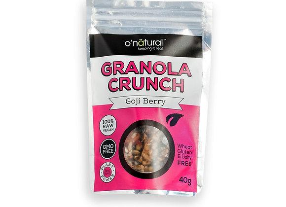Goji Berry Granola Crunch Snack