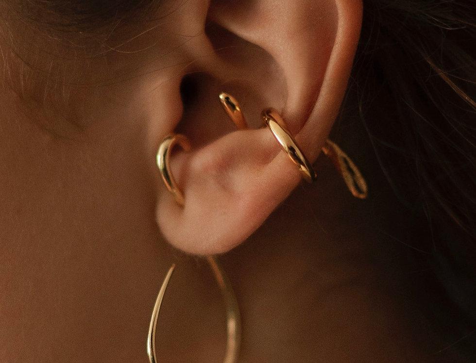 GAL HOOP EARRINGS