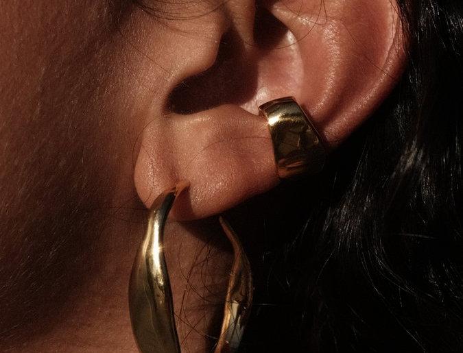 FLAT EAR CUFF