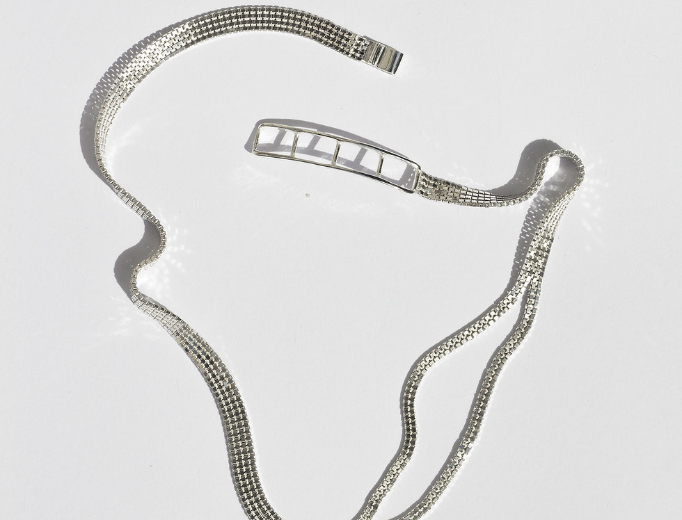 PARTED CHAIN CHOKER