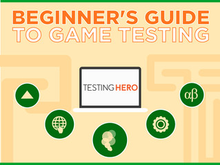 Beginner's Guide to Game Testing